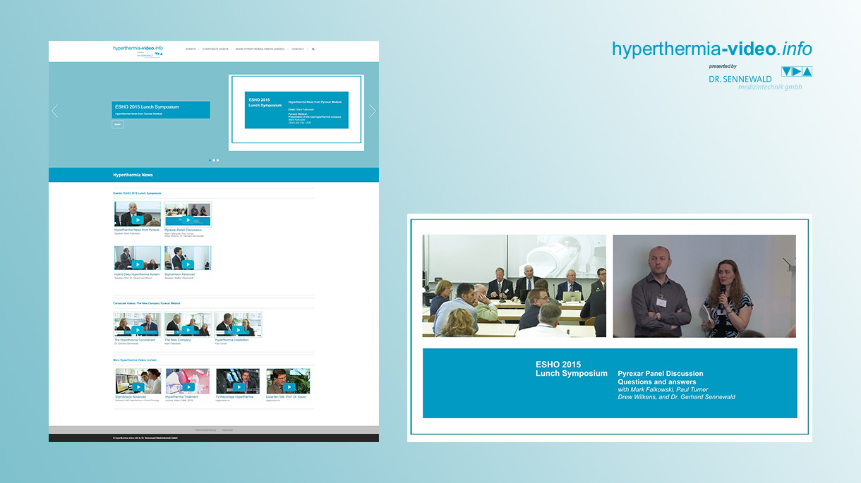 http://hyperthermia-video.info | Video Marketing Strategy